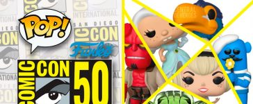 sdcc2019 funko pop exclusivos