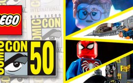 sdcc2019 lego exclusivos convención