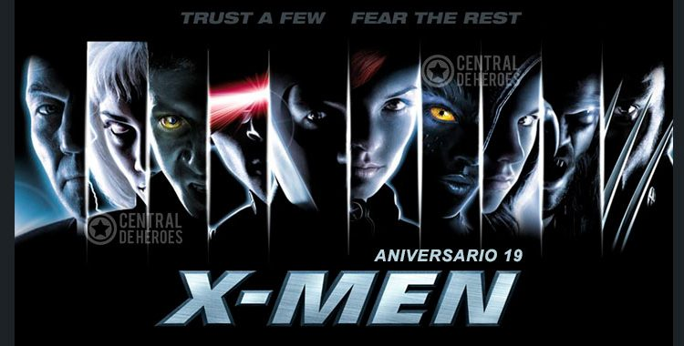 xmen movie aniversario 19