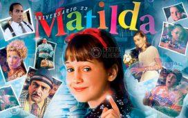 Matilda la película, aniversario 23