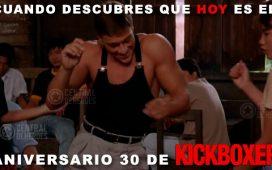 kickboxer, aniversario 30