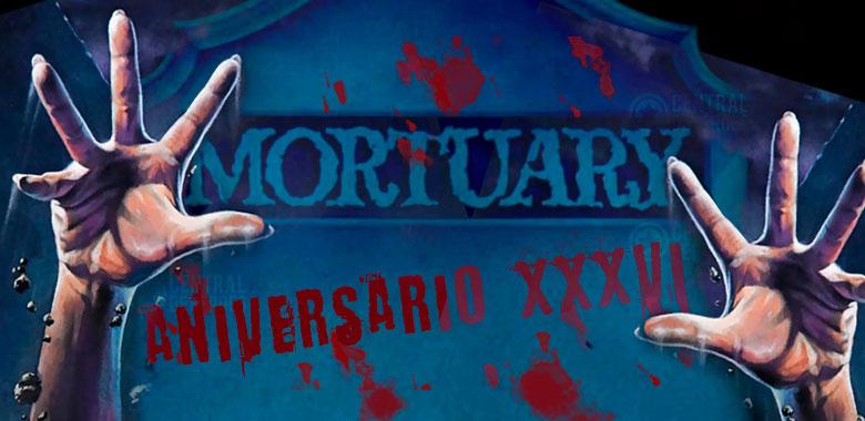 mortuary, aniversario 36