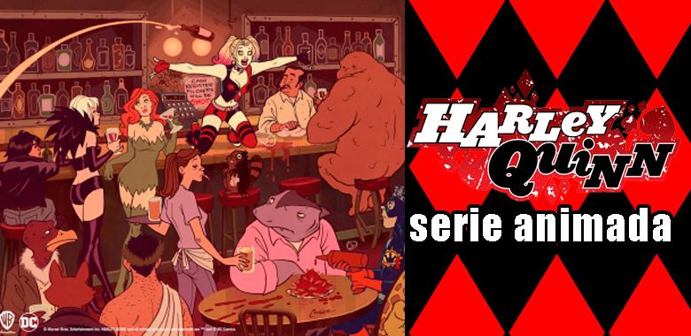harley quinn la serie animada