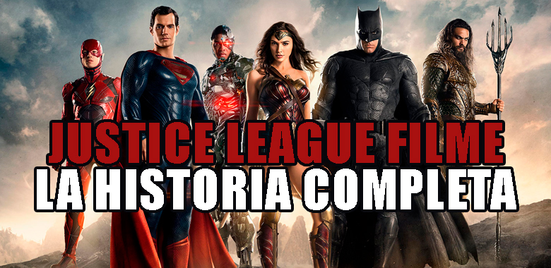 Justice league el filme
