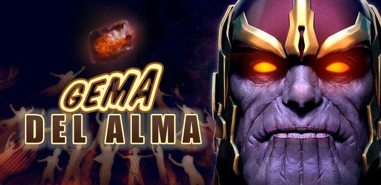 Gema del alma infinity war