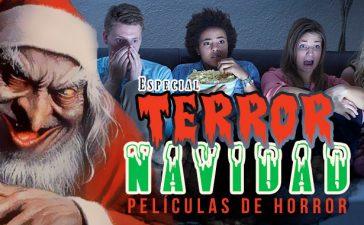 terror en navidad