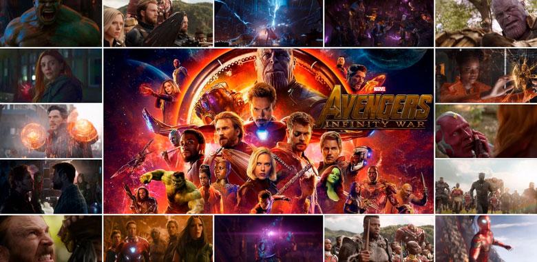Infinity war marvel