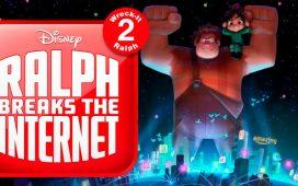 Ralph 2: con star wars, superhéroes y princesas de Disney