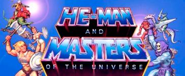 Heman y los amos del universo.