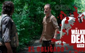 The walking dead temporada 9 episodio 4, The obliged(El obligado)