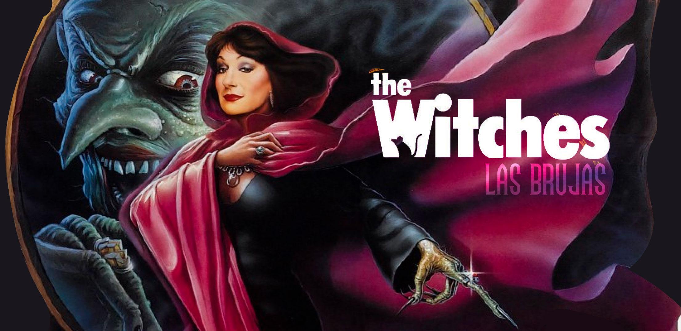 El regreso de Las brujas, el filme de los 90's, remake por Guillermo del Toro y Cuaron.