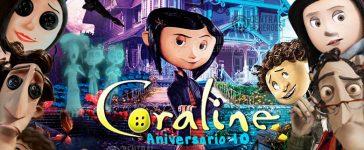 coraline, aniversario 10