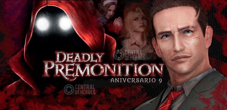 Deadly premonition dp aniversario 9