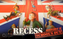 Recreo la película, Recess schools out aniversario 18
