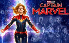 Captain Marvel Brie Larson se une al universo Marvel.