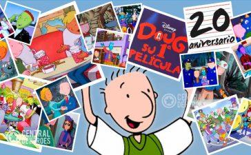 Doug película, aniversario 20.