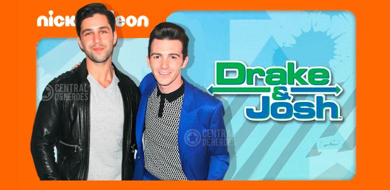Drake and Josh regresan.
