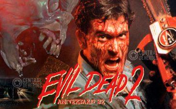 Evil dead 2 aniversario 32