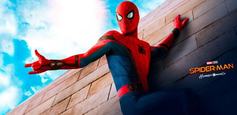 spider man homecoming secretos