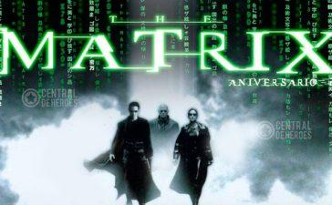 The matrix, la matriz, aniversario 20