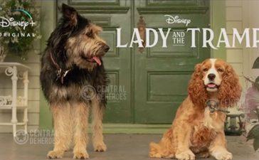 La dama y el vagabundo, Lady and the tramp, live action