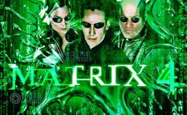 neo regresa en matrix 4