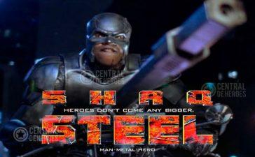 steel, hombre de acero, aniversario 22